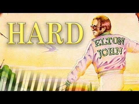 Elton John - Goodbye Yellow Brick Road - Piano Tutorial