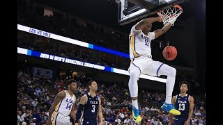 Thursday's top dunks from the 2019 NCAA tournament