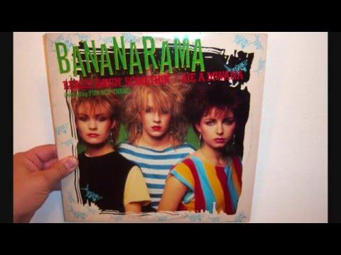 Bananarama - Aie A Mwana (1982 U.S. Extended Version)