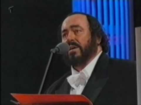 Luciano Pavarotti - Nessun Dorma (Munich 1996)