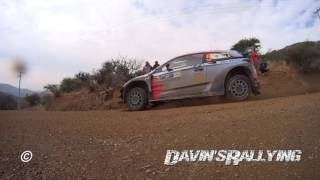 WRC Rally Mexico 2017 - Highlights