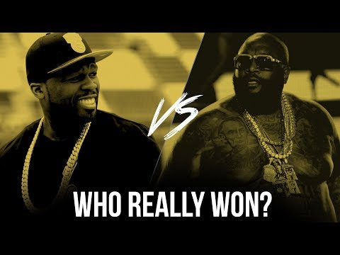 50 Cent Vs. Rick Ross: Who REALLY Won?