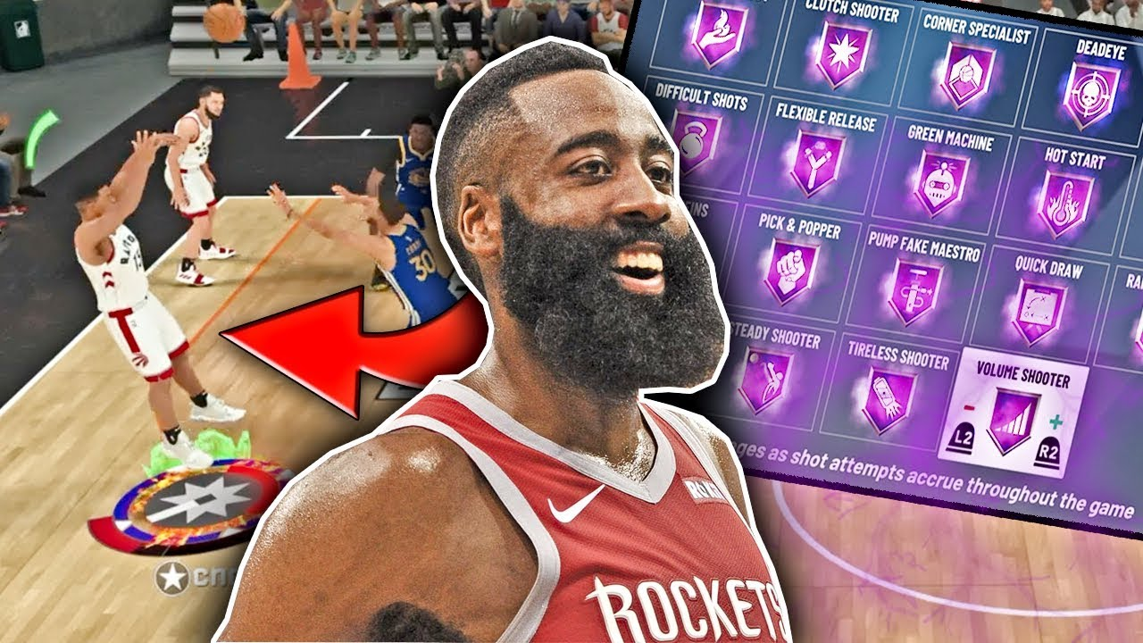 THE NBA 2K20 JAMES HARDEN BUILD THAT CAN'T BE STOPPED! SECRET OFFENSIVE  THREAT 2K20 BUILD - YouTube