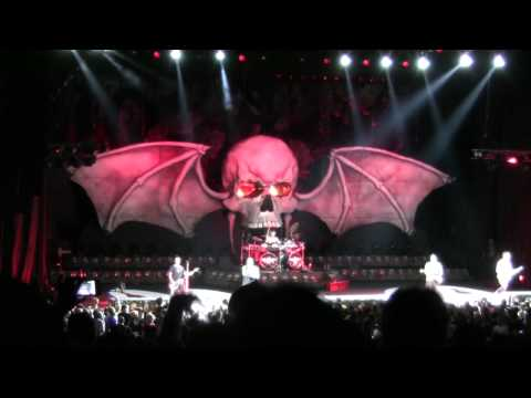 Avenged Sevenfold - Not Ready To Die - Live Mansfield, MA (August 30th, 2011) Uproar Festiva;