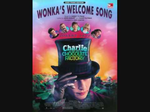 Willy Wonka - Pure Imagination: Lyrics - YouTube
