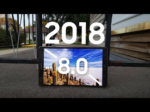 Is the Galaxy Tab S Worth It in 2018?
