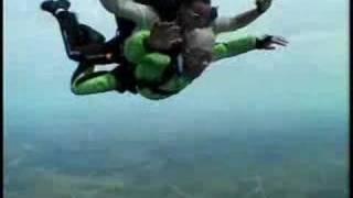 67 Year Old Man Falls 14000 Feet AND LIVES!!!! Bob 9/07
