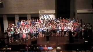 2012 RYS Convention Choir