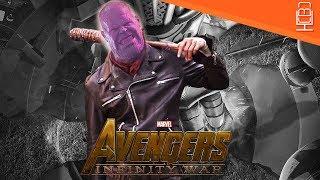 Walking Dead Style Ending Teased for Avengers Infinity War