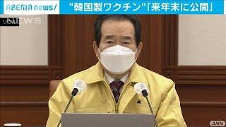 韓国首相「国産ワクチン、来年末に公開できる」(2020年12月31日) - YouTube