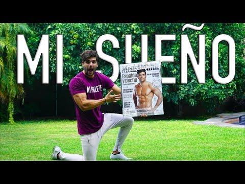 Mi PRIMER PORTADA de Men's Health!!!