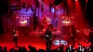 PAIN Shut Your Mouth Live The Mezz Breda Holland 06 02 09