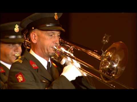 Fanfare Korps Nationale Reserve - The Netherlands Military Tattoo Performance