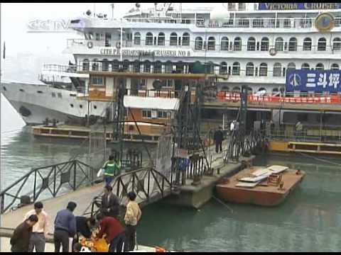 【Travelogue HQ】 Cruise Along the Yangzi River part 02 1/2
