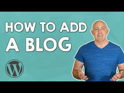 Add a Blog to Existing WordPress Website | Create a Blog for Business or eCommerce Store WordPress