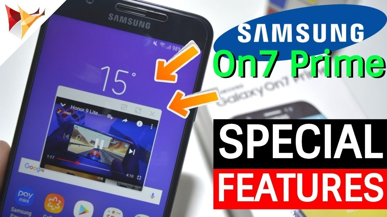 Samsung Galaxy On7 Prime Tips & Tricks | SENSORS,PAY MINI,OTG Lots More |  Data Dock