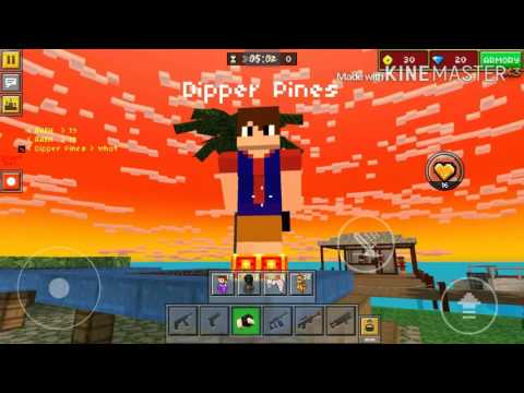 Pixel Gun 3D Date Troll GONE WRONG!!!