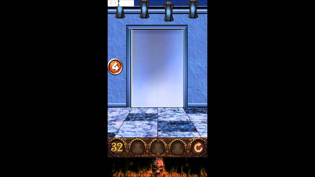 100 doors hell prison escape level 32 walkthrough youtube for 100 doors door 32
