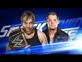 Dean Ambrose vs Baron Corbin Wrestlemania 33 Promo