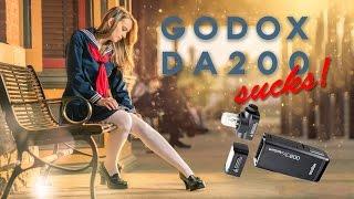Godox AD200 sucks!