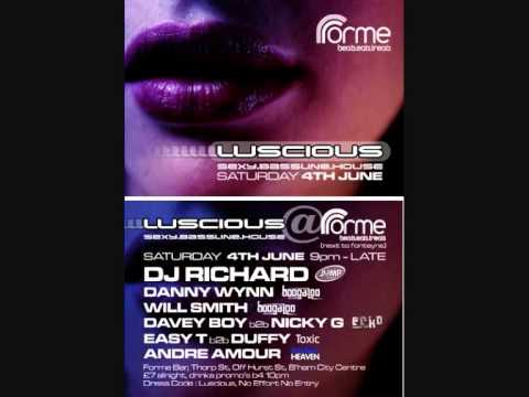 DJ Richard - HouseStompin vol9 Funky Vocal House & Electro Mix 2008 - 80mins
