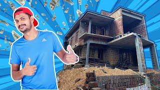My House With Youtube Revenue / യൂറ്റൂബ് വരുമാനം കൊണ്ട് ഒരു വീട് ❤️