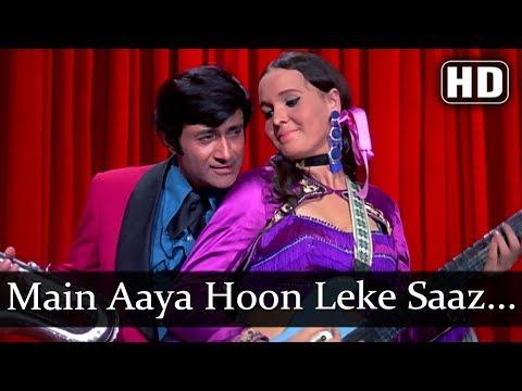 Main Aaya Hoon…Ladies & Gentlemen -  Amir Garib Songs - Dev Anand - Bollywood Old Songs