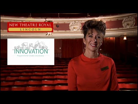 New Theatre Royall Lincoln - Innovation Funding