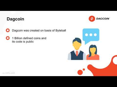 DAGCOIN is THE New Cryptocurrency.