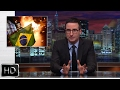 John Oliver on the scale of Brazilian Corruption