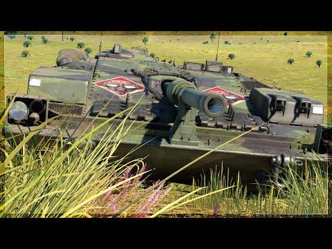 STRV-103 IS THE BEST TAnK DeStRoYeR EvEr :) (War Thunder )
