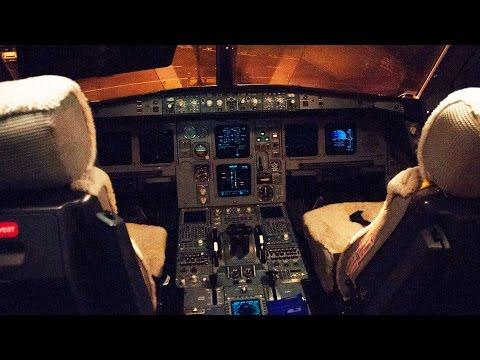 Cockpit Airbus A330-300 Garuda Indonesia