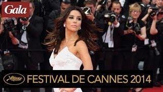 Festival de Cannes 2014 : Eva Longoria fait sa montée des marches