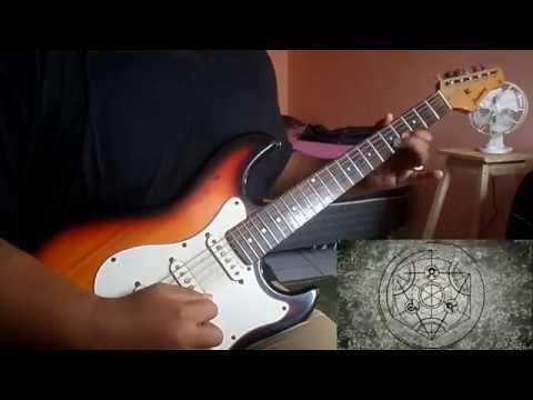 Fullmetal Alchemist Brotherhood Opening 4 [Period - Chemistry] Guitar Cover