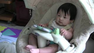 Baby In Rocking Cradle Ii