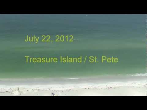 """Shark Attack"" - Treasure Island/St. Pete - Florida 2012"