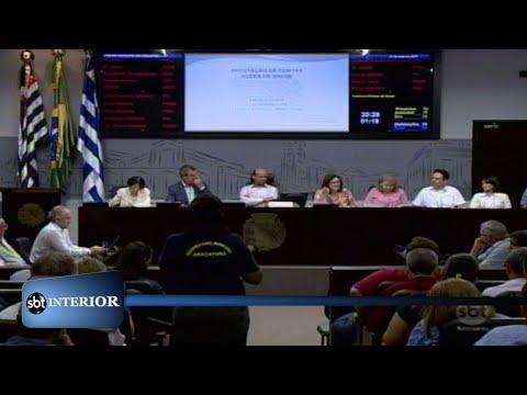 Secretaria de Saúde de Araçatuba presta contas na Câmara