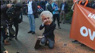 Нидерланды  переговоры по созданию коалиции начались, но могут затянуться