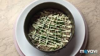 Салат «мимоза» #мимоза #салатмимоза
