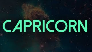Capricorn | DISCOVER YOUR TRUE SELF!