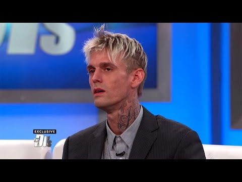 Aaron Carter Gets Emotional After Getting Results of His HIV Test on 'The Doctors' -- Watch!