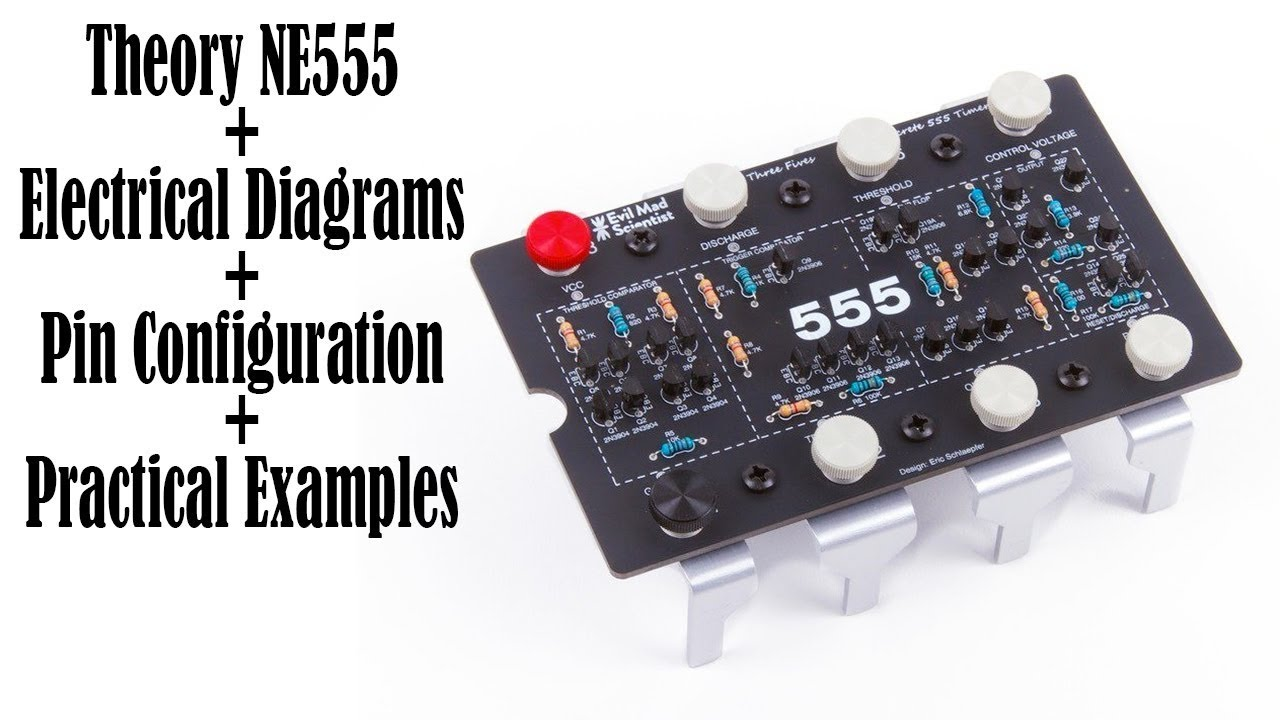 how a 555 timer ic works (ne555 tutorial) by ste youtube