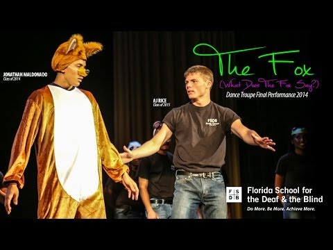 The Fox (What Does The Fox Say?) in ASL