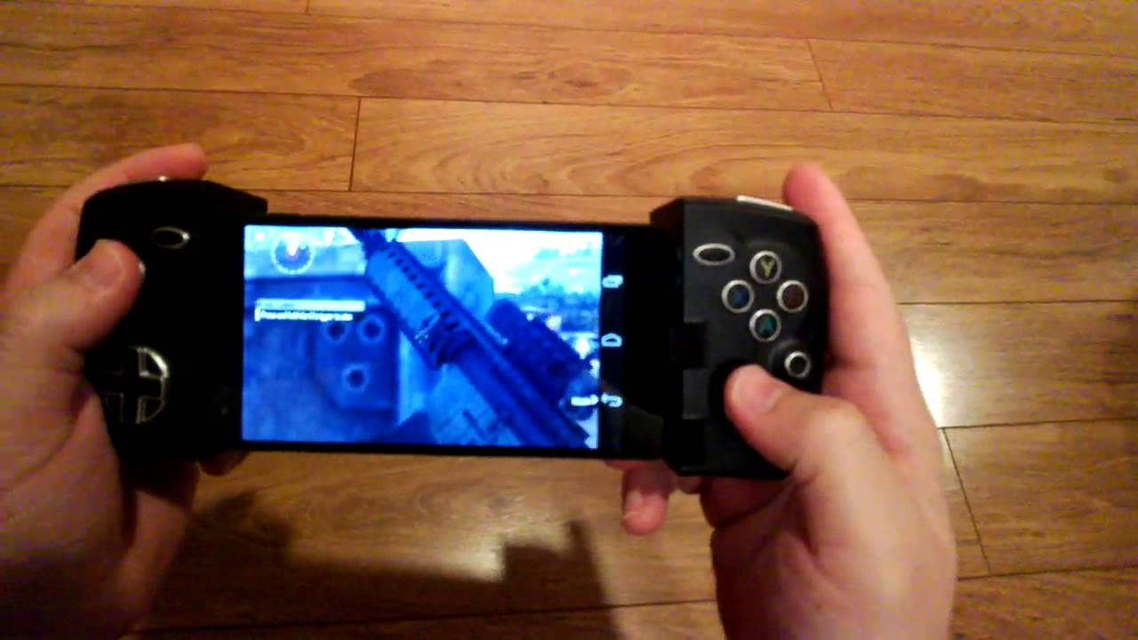 PhoneJoy Quick Review Android Bluetooth Game Controller