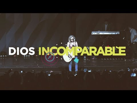 Generación 12 - Dios incomparable (Ft. Marcela Gándara)
