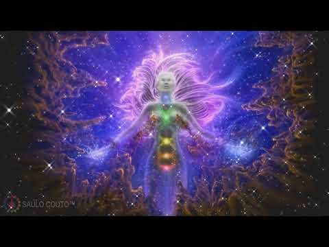 🎧 Meditação - EU SOU LUZ - Conexão com o EU SUPERIOR e Mestres Ascencionados (O EU SUPERIOR )!
