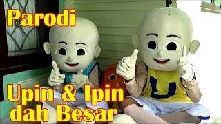 Parodi Upin & Ipin dah Besar | Badut Upin & Badut Ipin Asik Jo…
