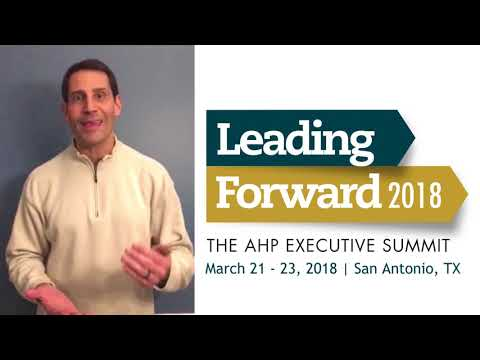 Andy Papathanassiou - Leading Forward 2018, Friday Keynote