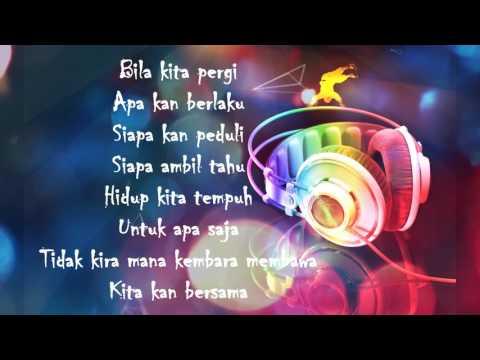 Kaka ft Zizan  - Bawaku Pergi(Lirik)