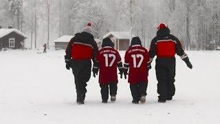 Adam Lallana's amazing Lapland surprise for brave Piper | LFC Dream Ticket